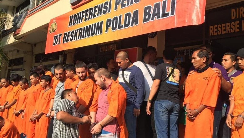 Polisi: Pelaku Kejahatan WNA di Bali Terbanyak dari Rusia dan Bulgaria