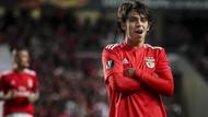 Ada Ronaldo, Juventus Diuntungkan dalam Perburuan Joao Felix?