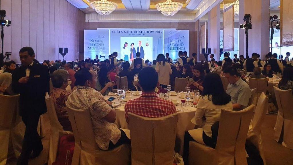 Orang Indonesia Makin Suka Wisata MICE ke Korea Selatan