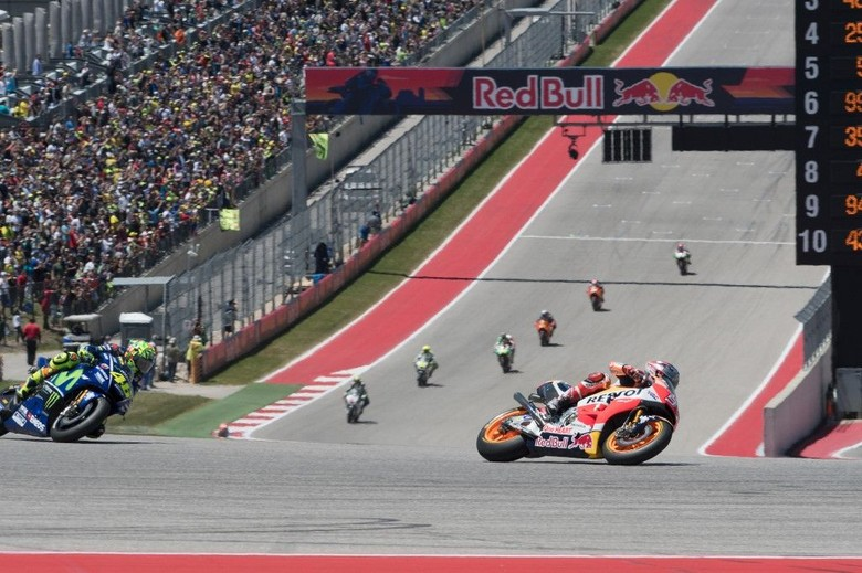 Marc Marquez. Foto: Getty Images / AFP