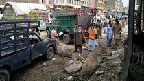 Ledakan di Pasar Buah Pakistan Tewaskan 16 Orang