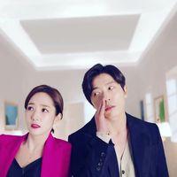Park Min Young dan Kim Jae Wook
