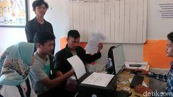HMI Cianjur Laporkan Caleg PPP yang Diduga Bagi-bagi Uang