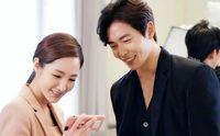 Park Min Youn dan Kim Jae Wook