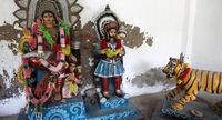 Dewi Bonbibi dan harimau Bengal (BBC Travel)