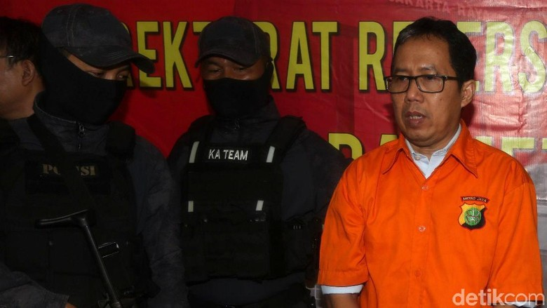 Satgas Antimafia Bola Serahkan Joko Driyono ke Kejagung