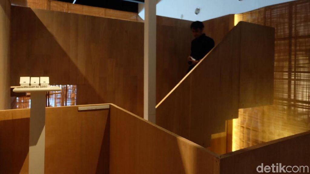Dari Venesia, Elevation Andra Martin Berlabuh di Museum MACAN