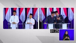 Debat Terbuka: Sandi Dinilai Kuasai Ekonomi, Jokowi Paksa Bicara Digital