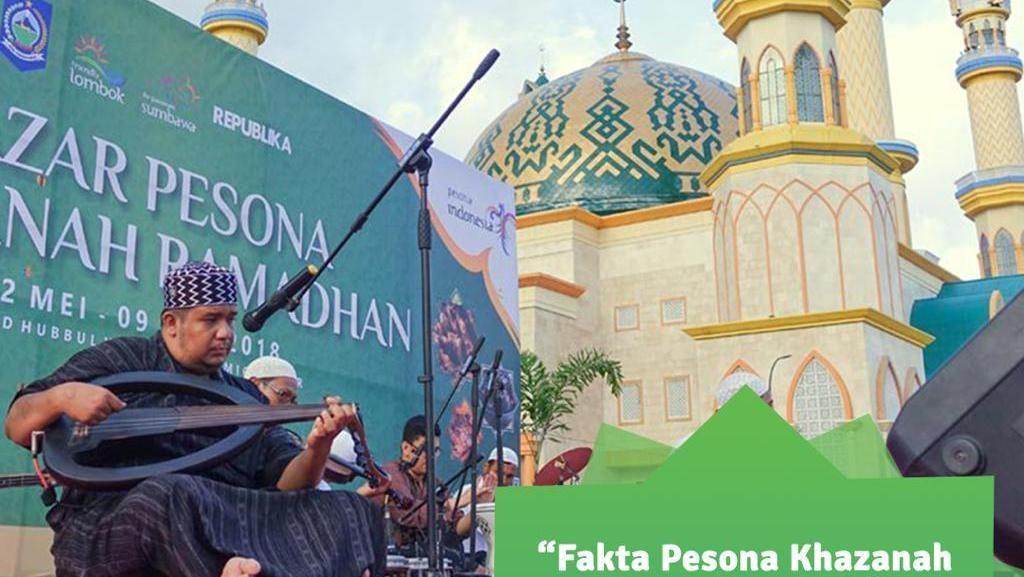 Khazanah Ramadhan Lombok Sumbawa 2019 Ajang Tegaskan Branding Halal