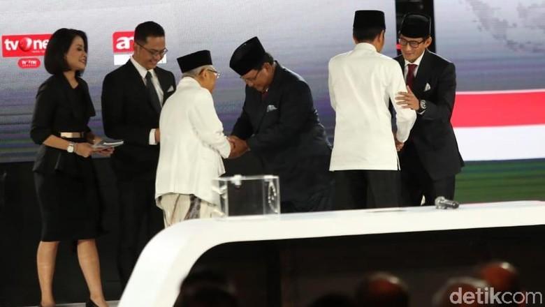 Sandiaga Banggakan Mal Sadar Zakat, Maruf Bicara Wakaf Uang