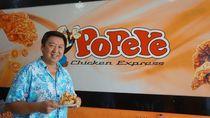 Gak Suka Ayam Berbumbu Kuat? Popeye Paling Mantul Buat Kamu