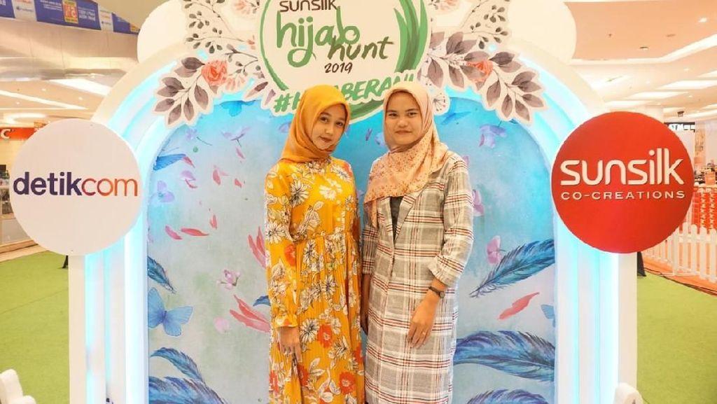 Hijabers Padang Antusias Ikut Audisi Sunsilk Hijab Hunt 2019
