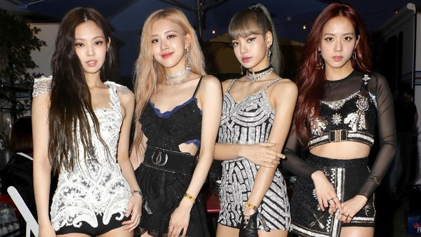 Penampilan Blackpink di Coachella Valley Music and Arts Festival 2019 di California mencuri perhatian dunia. Penampilan yang memukau  menjadi pembicaraan netizen. (Dok. Getty Images)