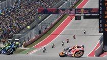 Sebelum Kepleset, Marquez Keluhkan Ada Masalah di GP Amerika