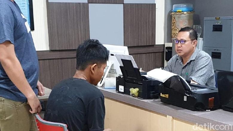 Eksekutor Mayat Dalam Koper Sudah Dibawa ke Polda Jatim