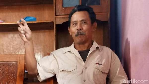 AJ, Pemutilasi Mayat Dalam Koper Tulang Punggung Keluarga
