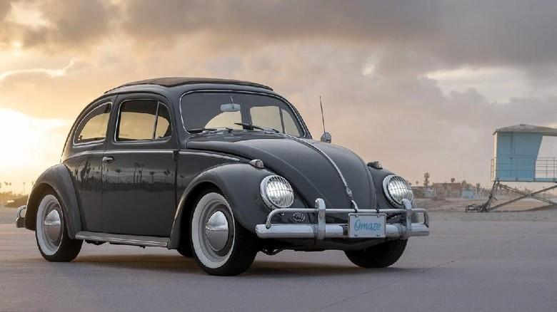 VW Beetle listrik Foto: Electrek