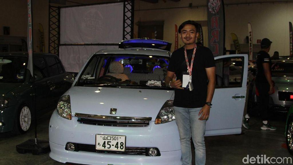 Tak Asal Keren, Pria Ini Modifikasi Mobil Murah Bantu Kaum Difabel