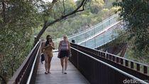 Bersantai di Taman Kota Gratis dan Terbesar di Dunia