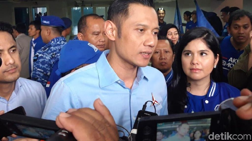 AHY Jadikan Kisah Cinta SBY dan Ibu Ani Sebagai Role Model-nya