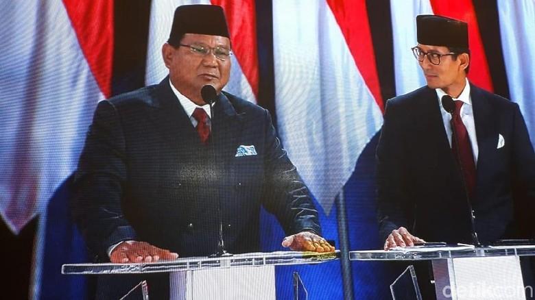 Diserang Maruf 1% Elite Kuasai Aset, Prabowo: Saya yang Cinta Tanah Air!