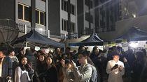 Foto: Suasana Pemilu 2019 untuk WNI di Melbourne, Australia