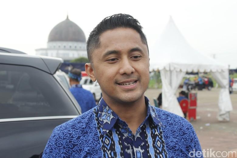Hengky Kurniawan Ingin Bangun Rumah Produksi di Cikalong