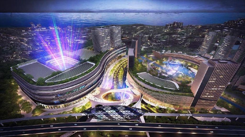 Hunian Ini akan Dibangun Dekat Arena Konser Terbesar Asia Tenggara