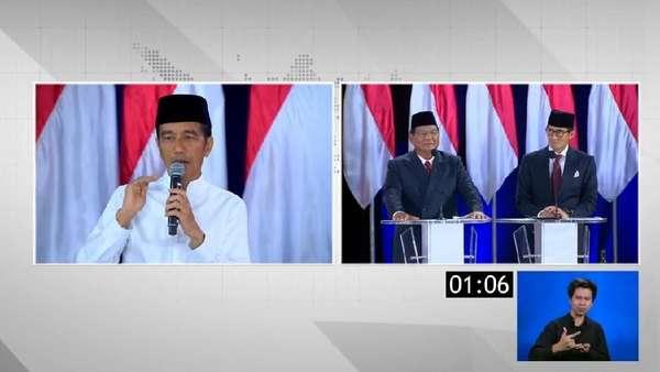Jokowi Tanya Soal Mobile Legend ke Prabowo: Kok Nggak Nyambung!