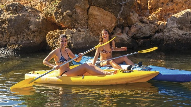 Main kayak di Australia Barat (Tourism Western Australia)