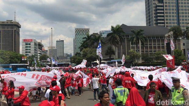 Flashmob di kampanye PSI