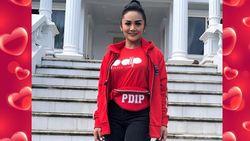 Diprediksi Lolos ke Senayan, Krisdayanti Tak Mau Setengah-setengah