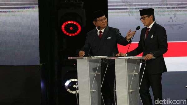 Prabowo ke Jokowi: Sudah Berkuasa 4,5 Tahun Kenapa Izinkan Impor?