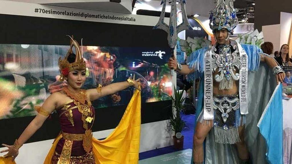 Paket Wisata Indonesia Diserbu Wisman Italia di Milan