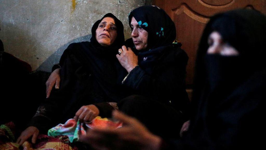 ABG Palestina Tewas Ditembak Tentara Israel dalam Bentrokan di Gaza