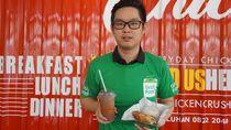 Renyahnya Ayam Geprek Yogya Bakal Bikin Ketagihan Filipina