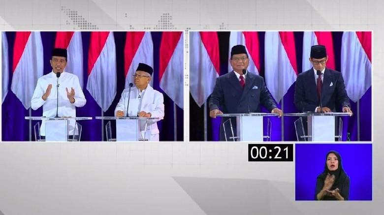 Sandi Contohkan Keluhan Ibu Mia, Jokowi: Ibu Ini Tak Bisa Jadi Patokan!