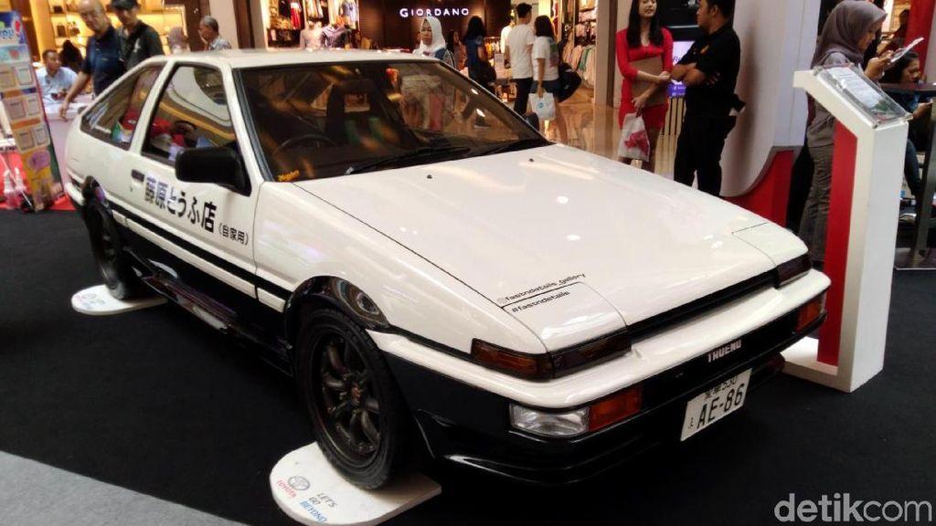 Mobil Legendaris Toyota di Semarang