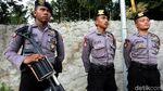 Potret Pengamanan Jelang Debat Terakhir Pilpres 2019