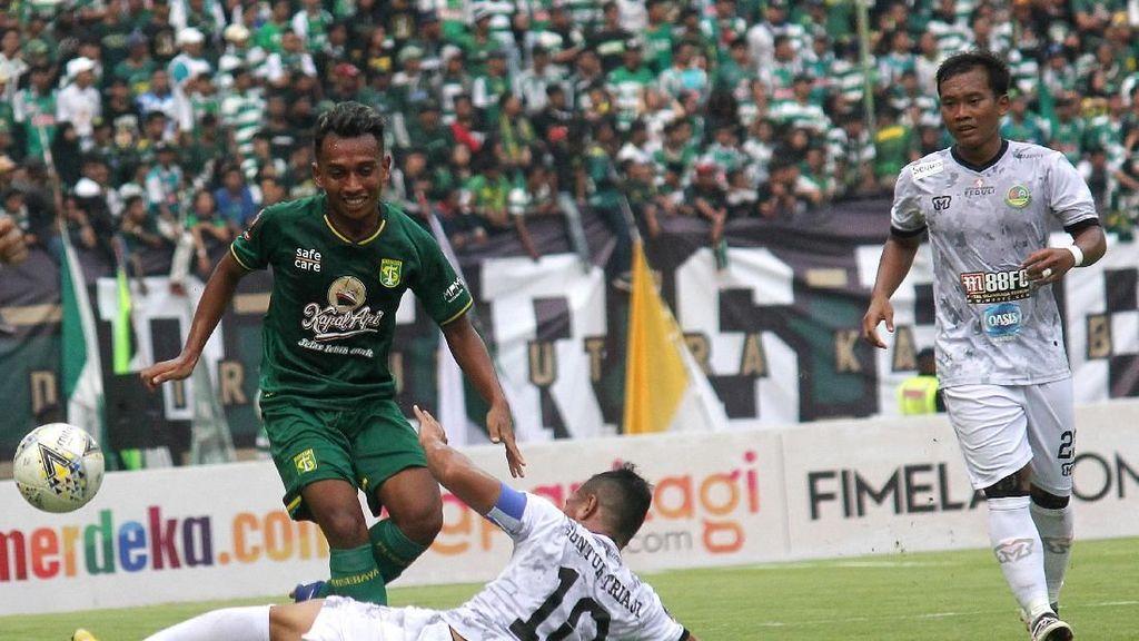 Jadi Pemain Muda Terbaik Piala Presiden, Irfan Jaya Kian Termotivasi