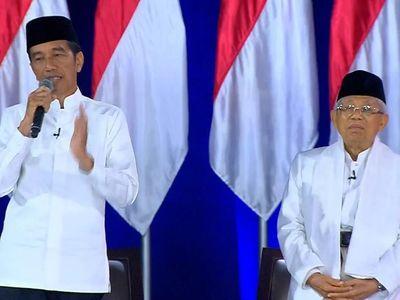 Jokowi Bicara Juara 1 Wisata Halal Dunia dan Rencana Buka Halal Park