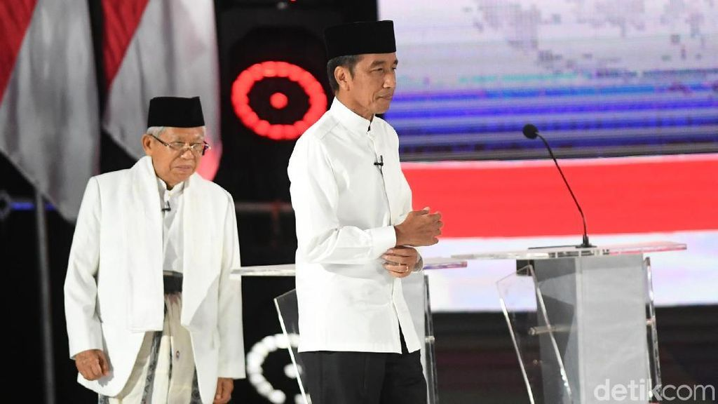 Maruf Amin Singgung Dewi Dedi, Netizen Langsung Bereaksi