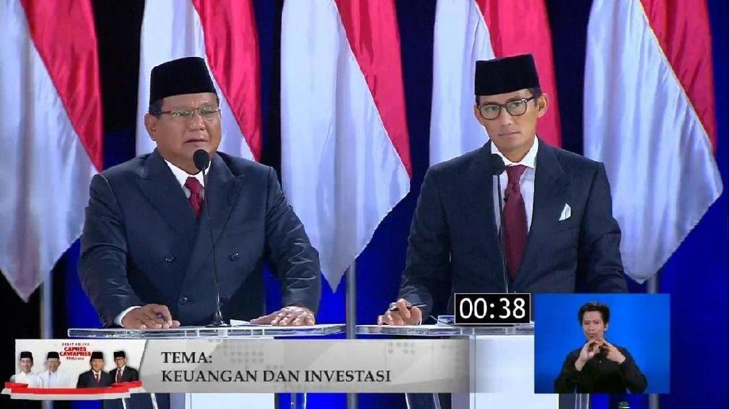 Prabowo: Digital Bagus, Tapi Kita Butuh Swasembada Pangan