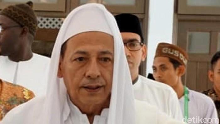 Habib Luthfi bin Yahya di Pekalongan, (8/4/2019)