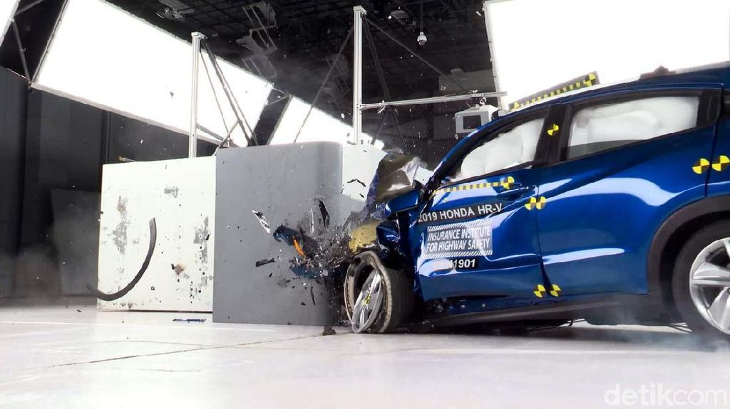 Daftar Mobil Mematikan saat Kecelakaan di Amerika
