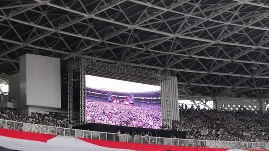 Aksi Musisi Berkolaborasi di Konser Putih Bersatu