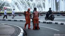 BPBD DKI Keluarkan Peringatan Dini Cuaca Hari Ini, PPSU Diminta Siaga Banjir