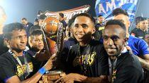 Arema FC Berencana Merumput di Pasar Modal