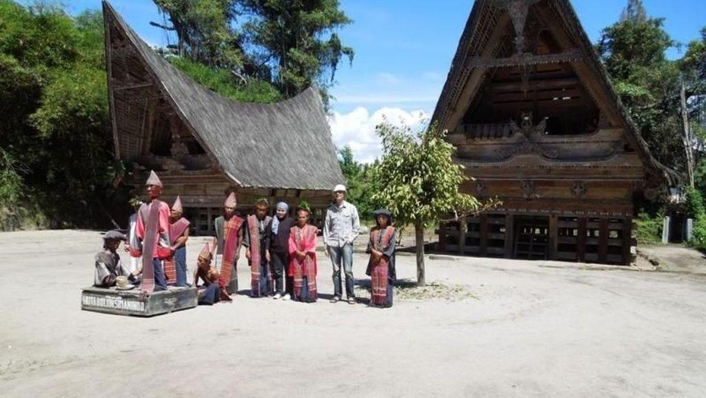 Menikmati Keindahan Pulau Samosir di Sumatera Utara