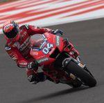 Dovizioso: Ducati Masih Lambat di Tikungan